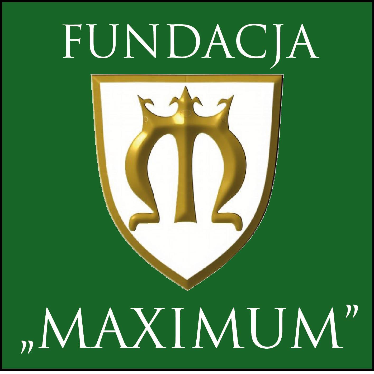 "Statut Fundacji ""Maximum"""